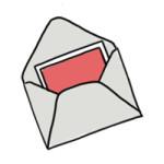 emailing illustration enveloppe photo