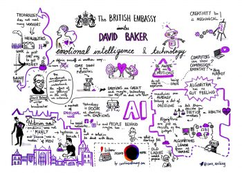 graphic recording david baker