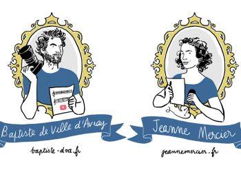 portraits JM et BVA